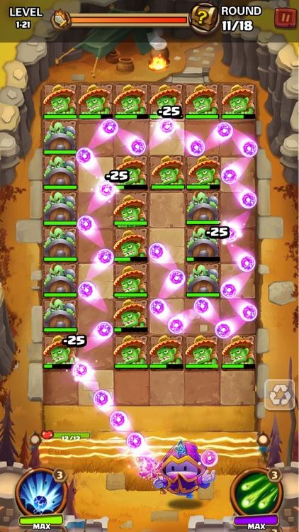 Magic vs Monster screenshot-0