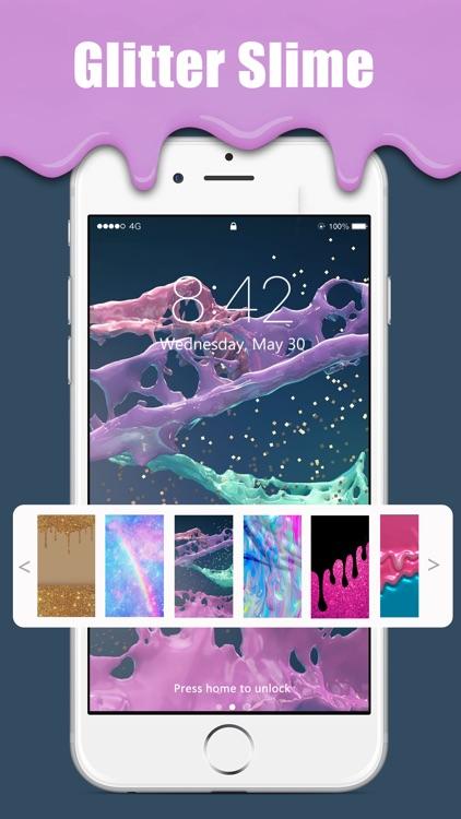 Super Slime Wallpaper screenshot-3