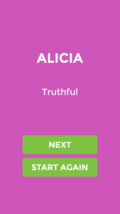 Future Baby Names Generator screenshot 1