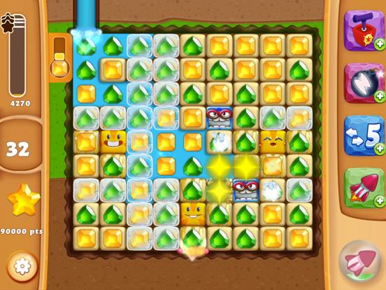 Diamond Digger Saga screenshot