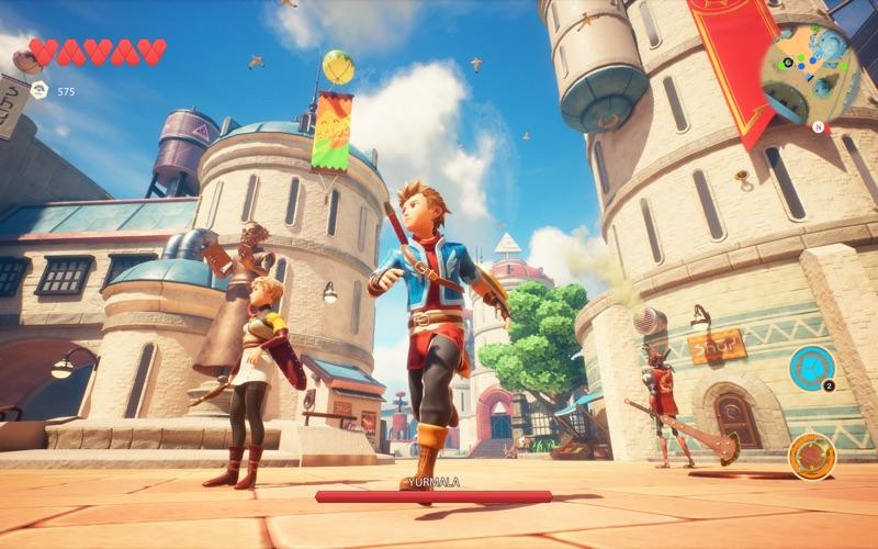 Oceanhorn 2 screenshot 5