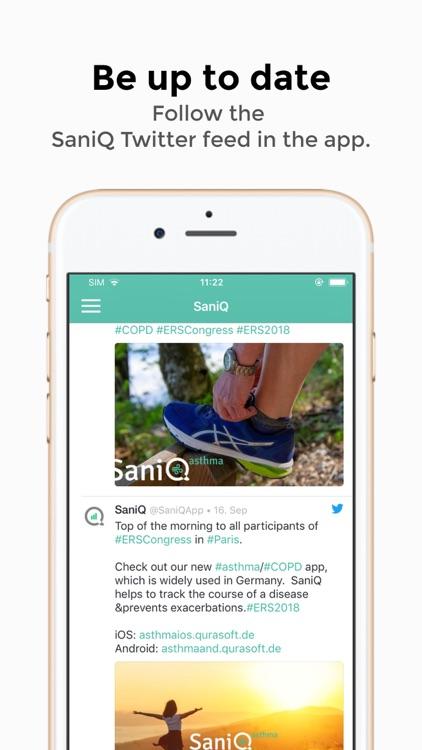 SaniQ Asthma screenshot-4