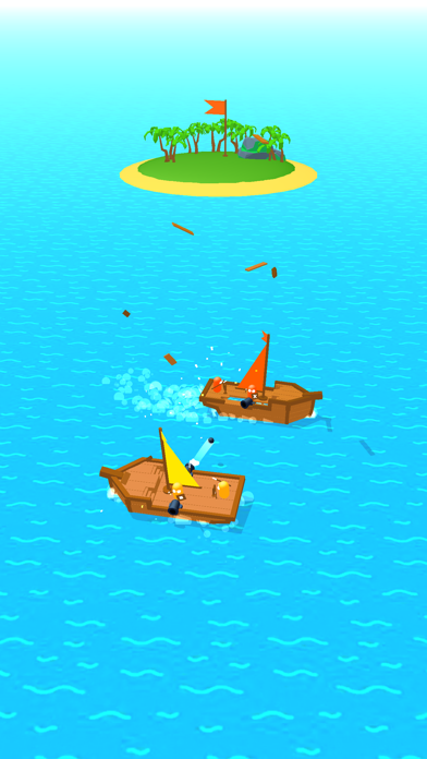 Sea Invaders! screenshot 1