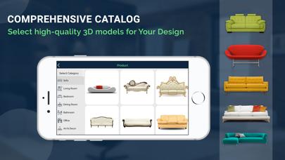 Interior Design:HomeDecorate screenshot three