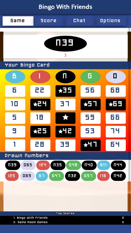 Bingo With Friends Same Room screenshot-1