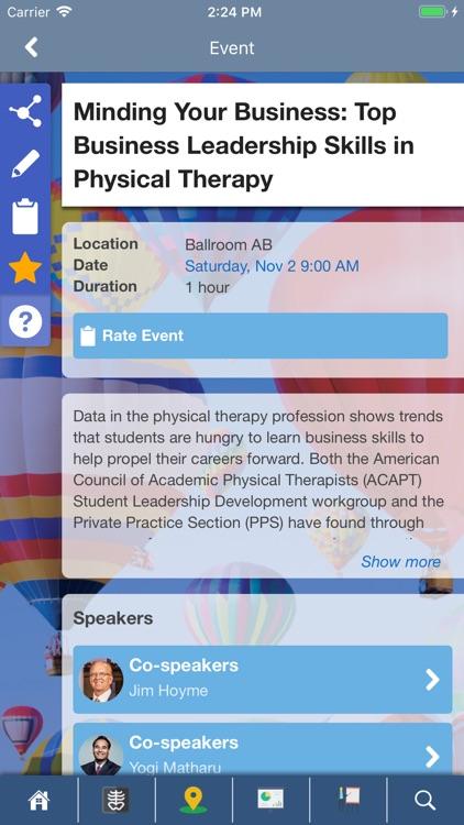 APTA Conferences & Events