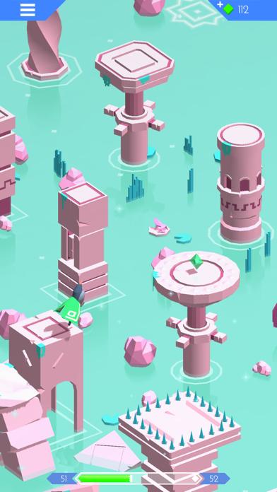 Tricky Pillars screenshot 1