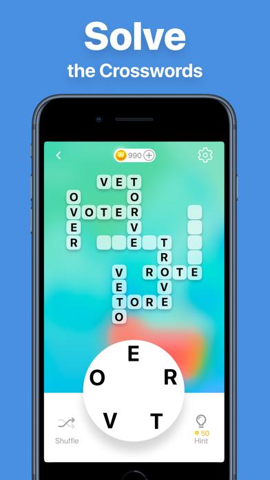 Words - Crossword Puzzle screenshot 7