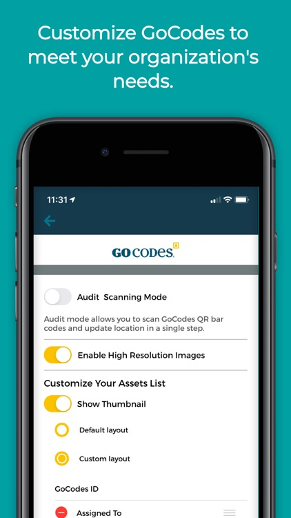 GoCodes Asset Tracking screenshot-4