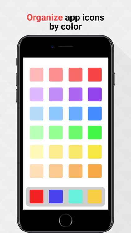 Color Harmony - Apps Organizer