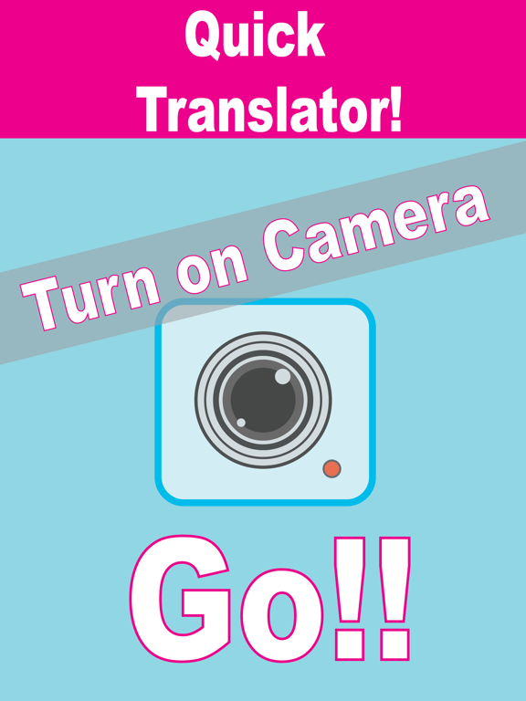 Camera Translator-Use Core ML screenshot 5