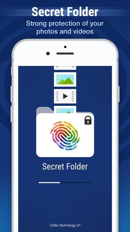 Secret Folder - Secret Vault