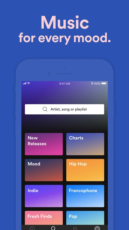 Spotify - Music and Podcasts screenshot-5