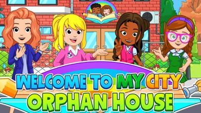 My City : Orphan House screenshot 1
