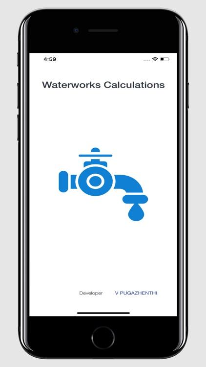 Waterworks Calculations screenshot-0
