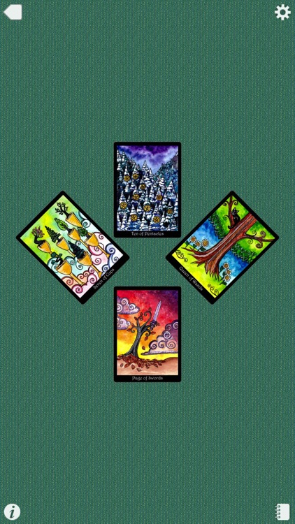 Tarot of Trees screenshot-4