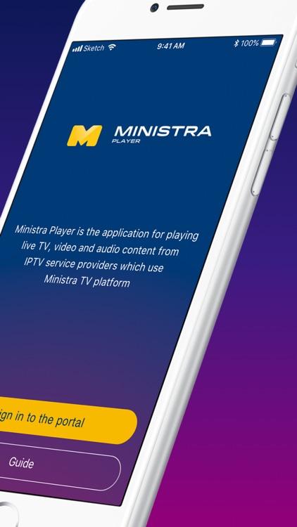 Ministra Player