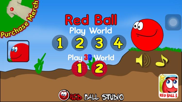 Red Ball screenshot-0