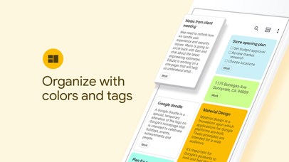 Google Keep - Notes and lists-3