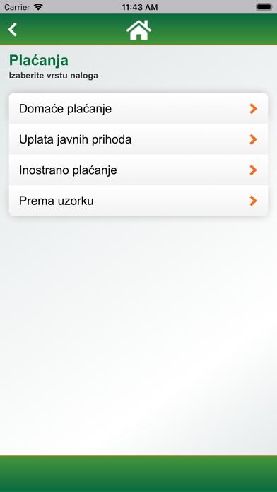 Sberbank Mobile Banking screenshot four