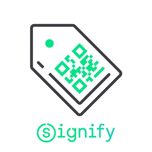 Signify Service tag