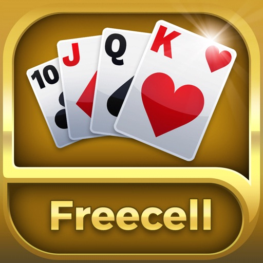 Freecell Solitaire Cube icon