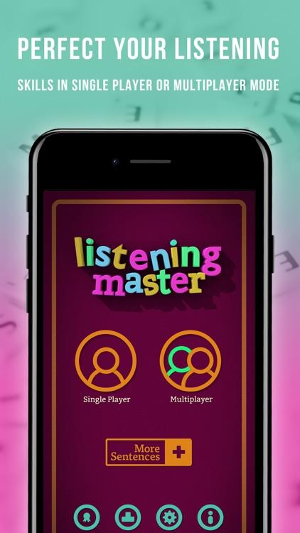 English Listening Master Pro screenshot-4