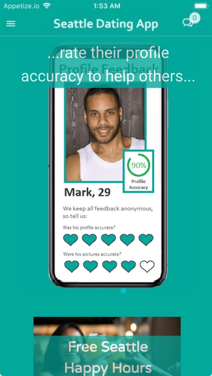 Seattle Dating App screenshot-5