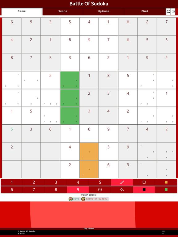 Battle Of Sudoku screenshot 11