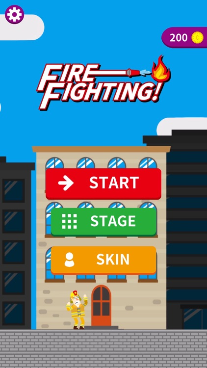 Fire Fighting! screenshot-0