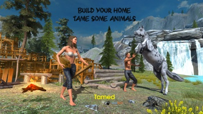 Tamed : Arctic Survivalのおすすめ画像5