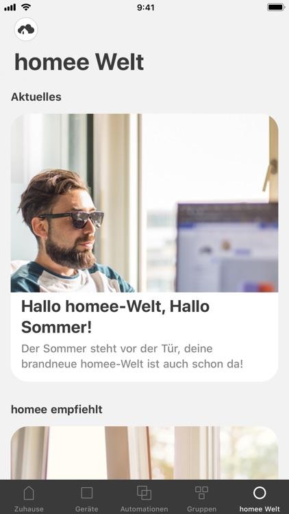 homee - for QuarZ screenshot-6