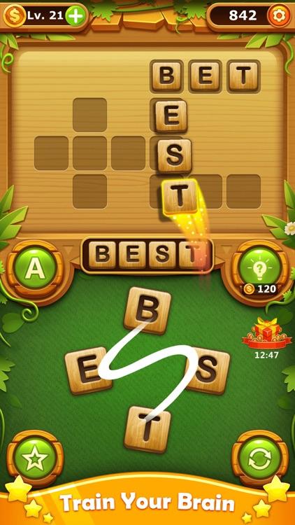 Word Cross: Word Puzzle Game screenshot-3