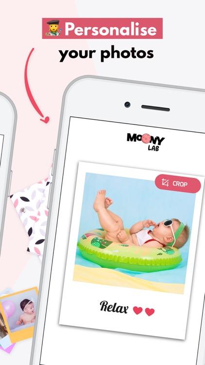 Moony Lab - Photo printing screenshot-4