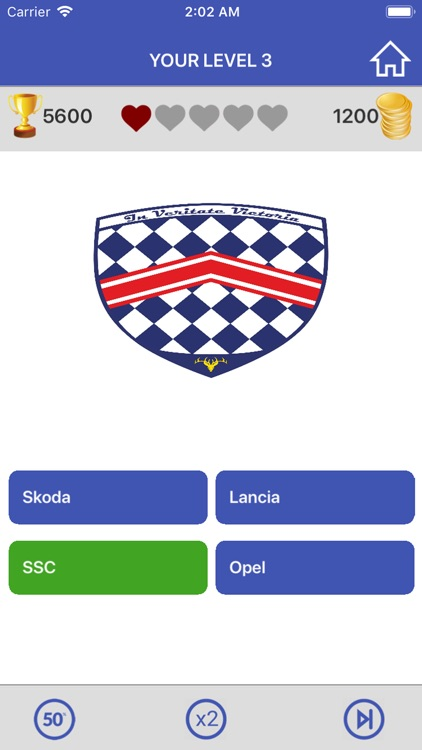 Guess Car Logo Game