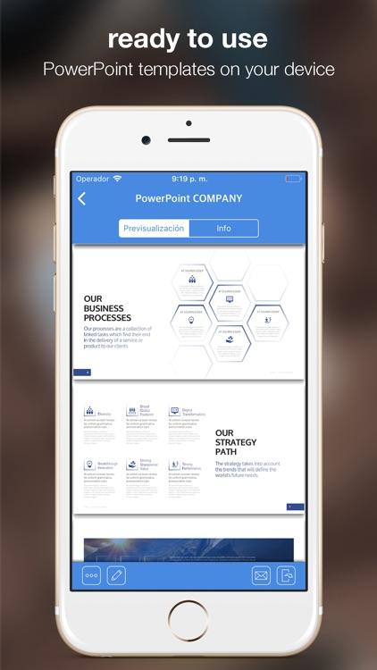 Presentation Base for Business screenshot-0