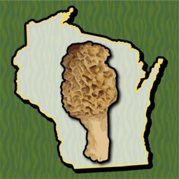 Wisconsin Mushroom Forager Map