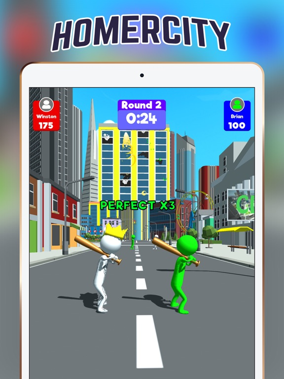 iPad Image of Homer City