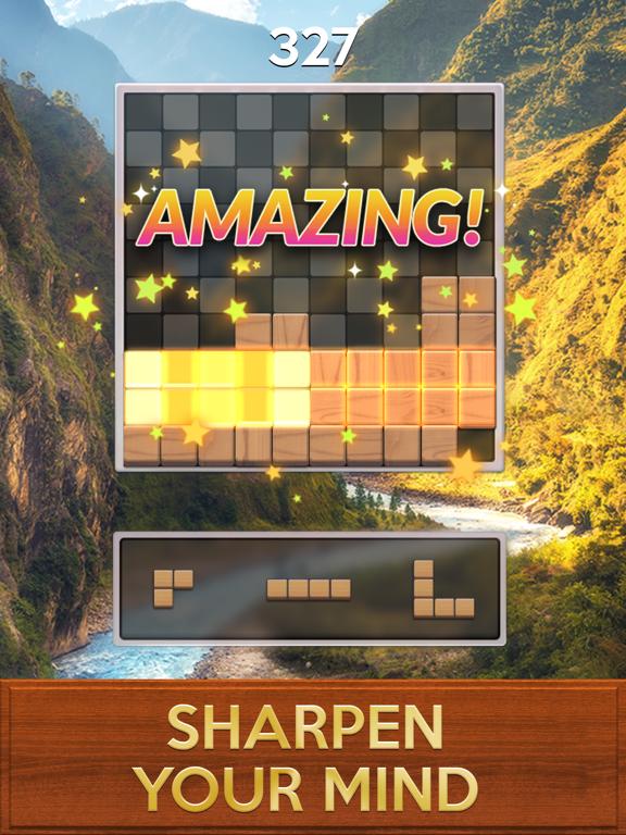 Blockscapes - Block Puzzle screenshot 8