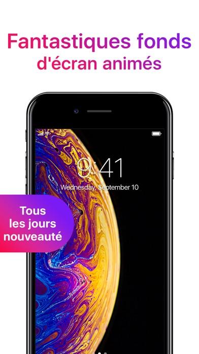 download Fonds d'écran Animés & Themes apps 4