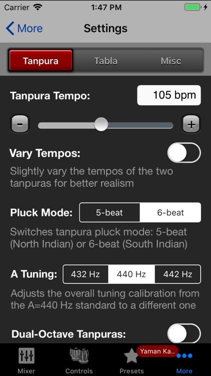 iTablaPro Lite screenshot-3