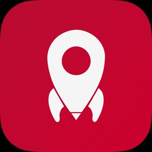 RocketMan Transit App app icon图