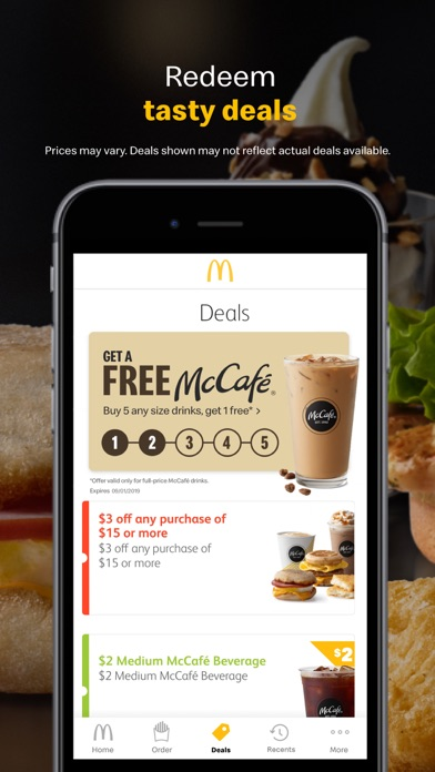 download McDonald's apps 2