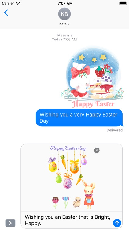 Fairytale Happy Easter Day screenshot-4