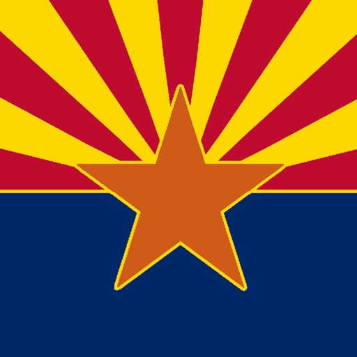 Arizona emojis - USA stickers icon