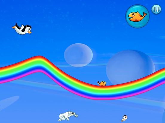 Racing Penguin: Slide and Fly!-ipad-2
