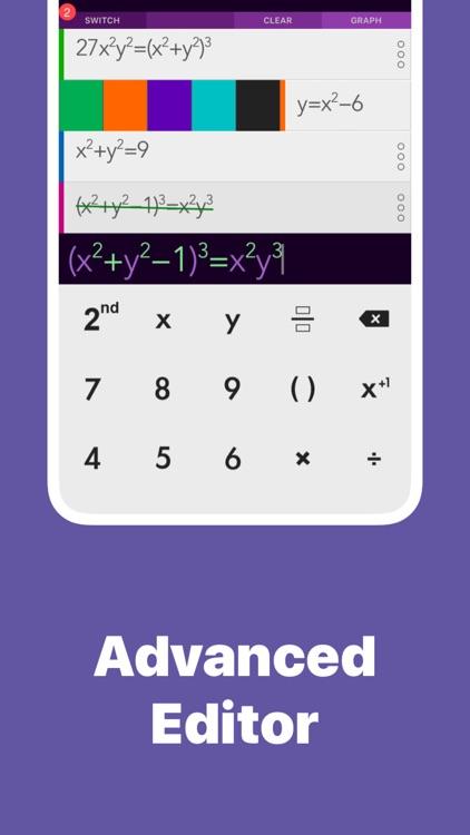 Graphing Calculator screenshot-7