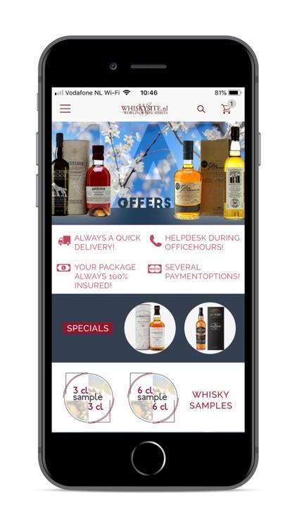 Whiskysite screenshot-3