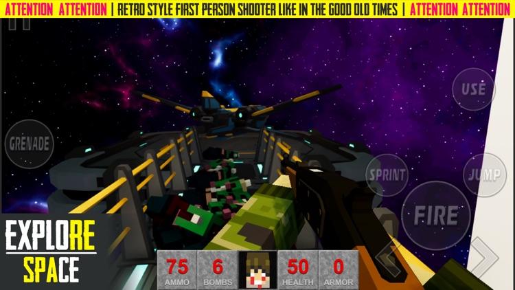 RETURN TO CUBE PLANET screenshot-3