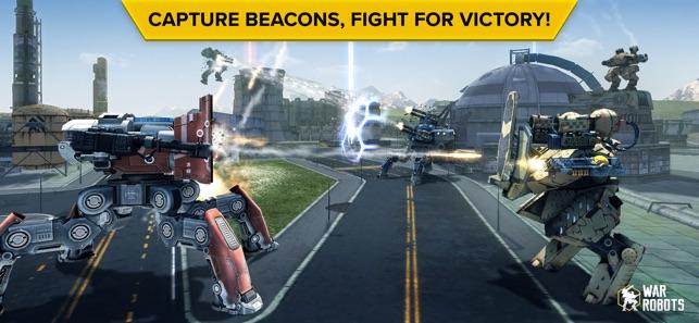 War Robots Multiplayer Battles on the App Store